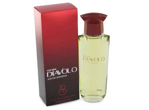 Perfume Diavolo Masculino Eau de Toilette 100ml - Antonio Banderas