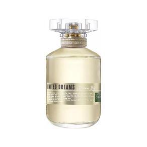 Perfume Dream Big Benetton Eau de Toilette Feminino 80ml
