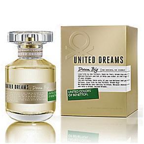 Perfume Dream Big Feminino Eau de Toilette - Benetton - 80 Ml