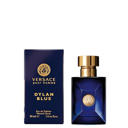 Perfume Dylan Blue Pour Homme Masculino Versace EDT 30ml