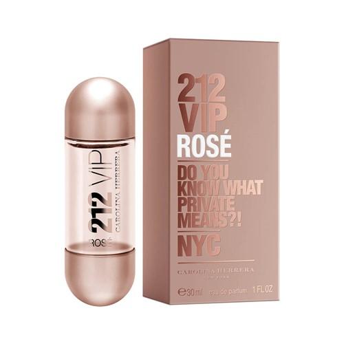 Perfume EDP Carolina Herrera 212 Vip Rose 30ml