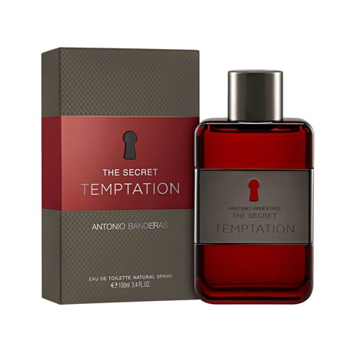 Perfume EDT Antonio Banderas The Secret Temptation 100ml