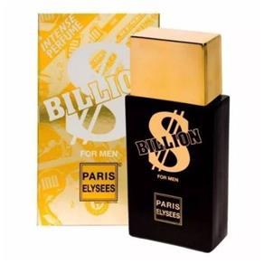 Perfume Edt Paris Elysees Billion Dolar 100ml