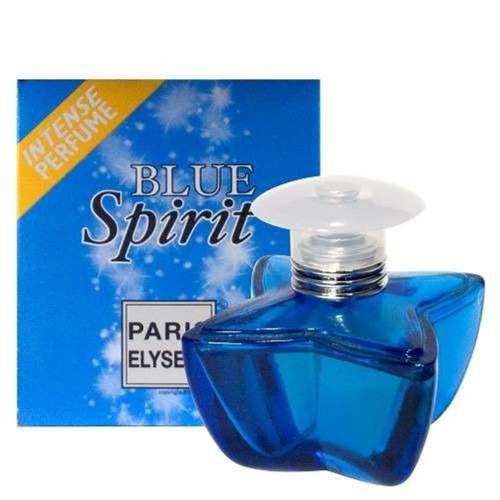 Perfume Edt Paris Elysees Blue Spirit 100Ml Feminino