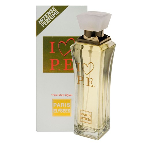 Perfume EDT Paris Elysees Feminino I Love PE 100ml