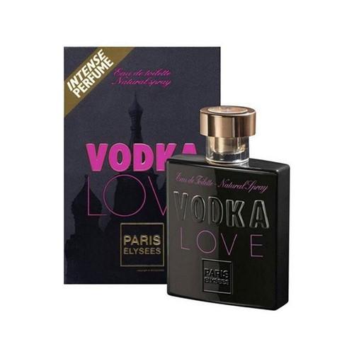 Perfume EDT Paris Elysees Feminino Vodka Love 100ml