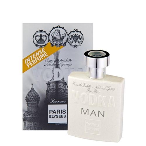 Perfume EDT Paris Elysees Masculino Vodka Man 100ml