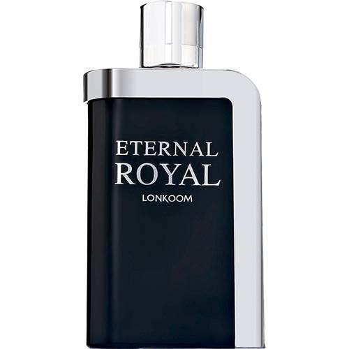 Perfume Eternal Royal Lonkoom Masculino 100ml