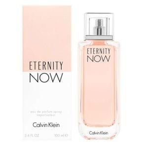 Perfume Eternity Now Calvin Klein Feminino Eau de Parfum 100ml