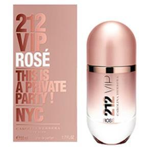 Perfume Fem 212 Vip Rose Eau de Parfum 50ml