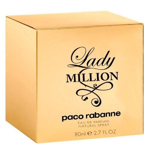 Perfume Fem Lady Miilion 80 Ml