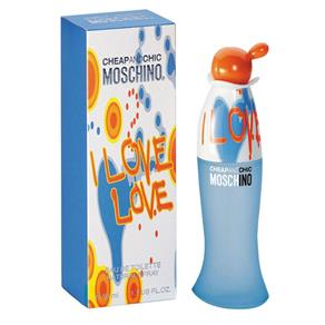 Perfume Fem Moschino I Love Love Eau de Toilette 50ml
