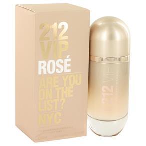 Perfume Feminino 212 Vip Rose Carolina Herrera Eau de Parfum - 212 Vip Rose Carolina Herrera 80 Ml Eau de