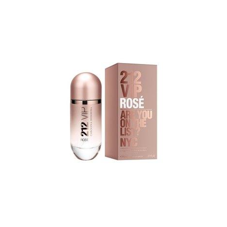 Perfume Feminino 212 Vip Rosé Eau de Parfum 80Ml Original