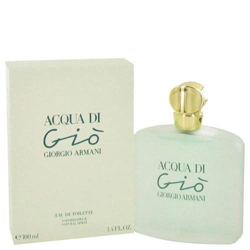 Perfume Feminino Acqua Di Giorgio Armani 100 Ml Eau de Toilette