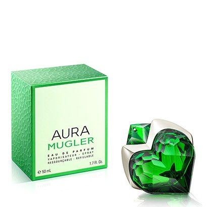 Perfume Feminino Aura Mugler Thierry Mugler Eau de Parfum 50ml