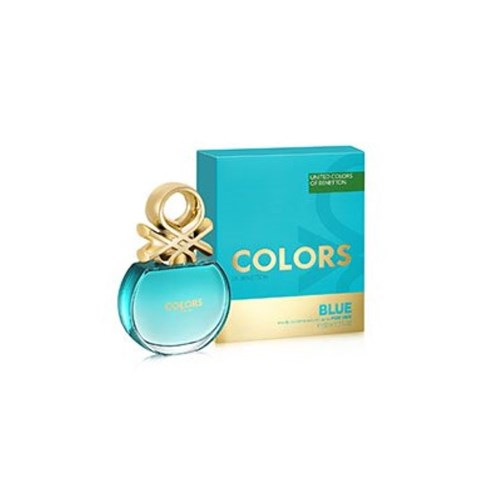 Perfume Feminino Benetton Colors Blue 50Ml