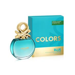 Perfume Feminino Benetton Colors Blue 80ml