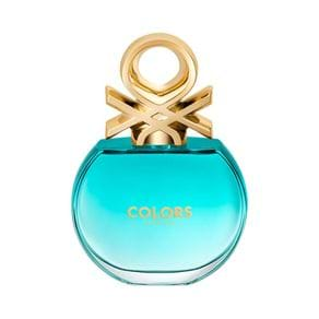 Perfume Feminino Benetton Colors Blue Eau de Toilette 80ml
