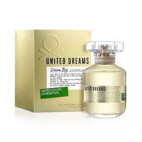 Perfume Feminino Benetton United Dreams Dream Big 50ml