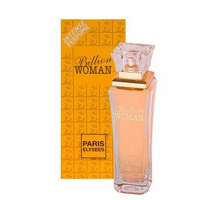 Perfume Feminino Billion Woman 100ml - Paris Elysees