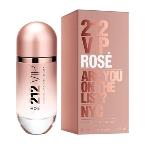Perfume Feminino Carolina Herrera 212 Vip Rosé Eau de Parfum 80ml P212VR0080