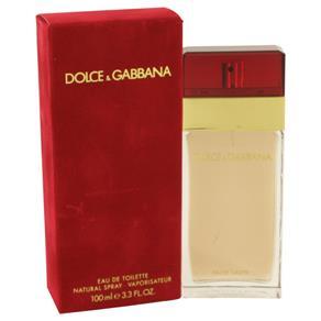 Perfume Feminino Dolce & Gabbana Eau de Toilette - 100 Ml