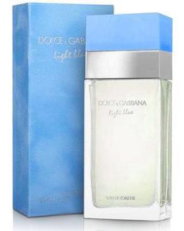 Perfume Feminino Dolce Gabbana Light Blue Eau de Toilette