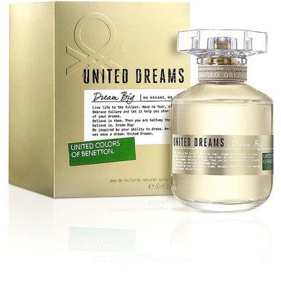 Perfume Feminino Dream Big Edition Benetton Eau de Toilette 80ml