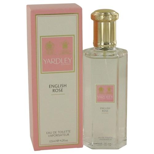 Perfume Feminino English Rose Yardley London 125 Ml Eau de Toilette