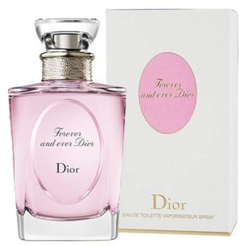 Tudo sobre 'Perfume Feminino Forever And Ever Eau de Toilette 100ml'