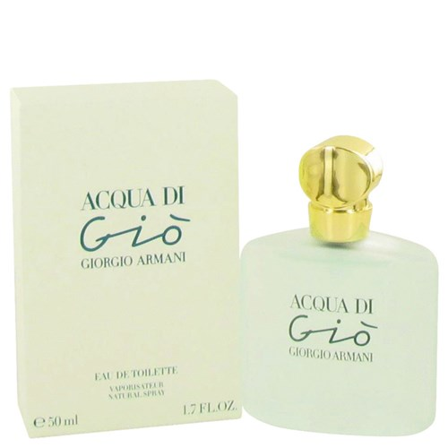 Perfume Feminino Giorgio Armani Acqua Di 50 Ml Eau de Toilette