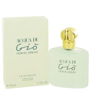 Acqua Di Gio Eau de Toilette Spray Perfume Feminino 50 ML-Giorgio Armani