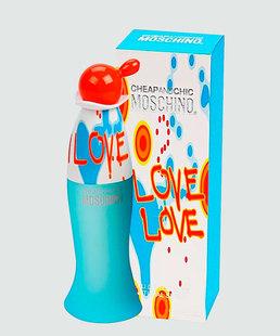 Perfume Feminino I Love Love Moschino - Eau de Toilette 50ml