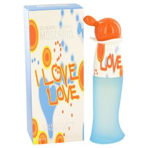 Perfume Feminino I Love Moschino 30 ML Eau de Toilette