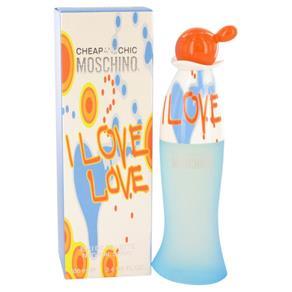 Perfume Feminino I Love Moschino Eau de Toilette - 100ml