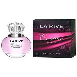 Perfume Feminino La Rive Emotion Woman Eau de Parfum 50ml