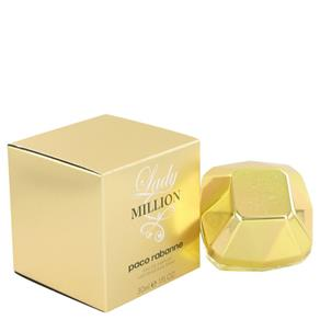 Perfume Feminino Lady Million Paco Rabanne - Eau de Parfum - 30 Ml