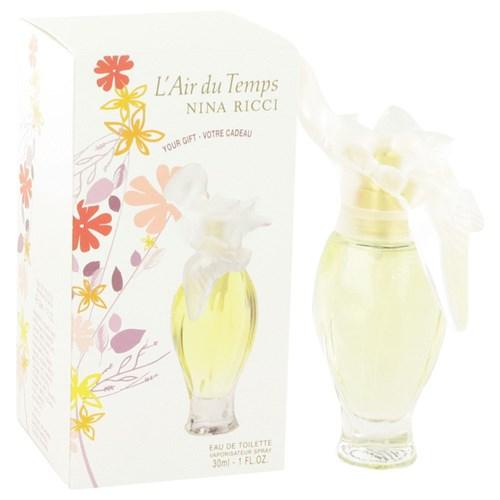 Perfume Feminino L'air Du Temps Nina Ricci 30 Ml Eau de Toilette