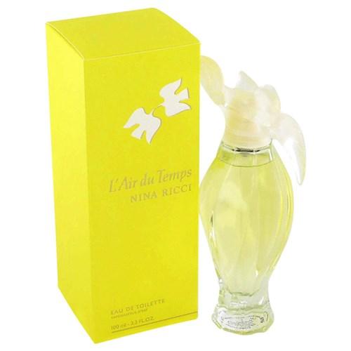 Perfume Feminino L'air Du Temps Nina Ricci 50 Ml Eau de Toilette