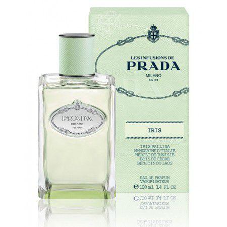 Tudo sobre 'Perfume Feminino Les Infusions de Prada - Iris Eau de Parfum'