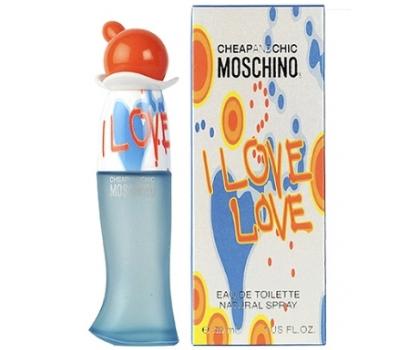 Perfume Feminino Moschino I Love Love Eau de Toilette 30ml