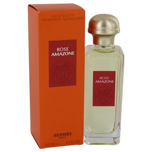 Perfume Feminino Rose Amazone Hermes 100 Ml Eau de Toilette