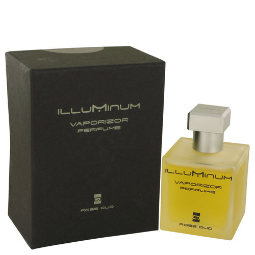Perfume Feminino Rose Oud Illuminum 100 Ml Eau de Parfum