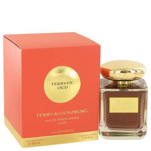 Perfume Feminino Terryfic Oud Gunzburg 100 Ml Eau de Parfum