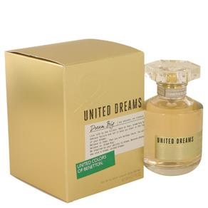 Perfume Feminino United Dreams Big Benetton Eau de Toilette - 80 Ml