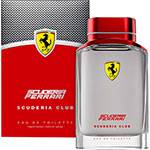 Tudo sobre 'Perfume Ferrari Scuderia Club Masculino Eau de Toilette 125ml'
