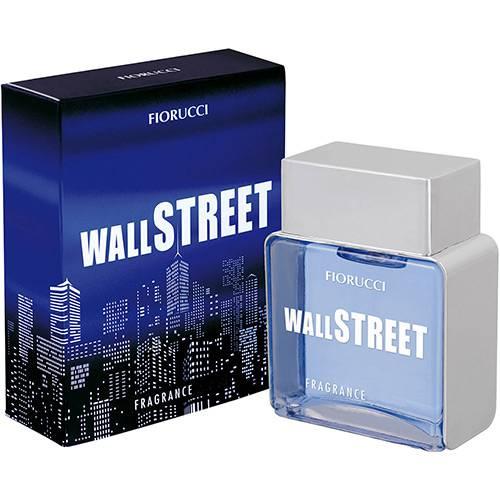 Perfume Fiorucci Wall Street Colônia Masculina 100ml