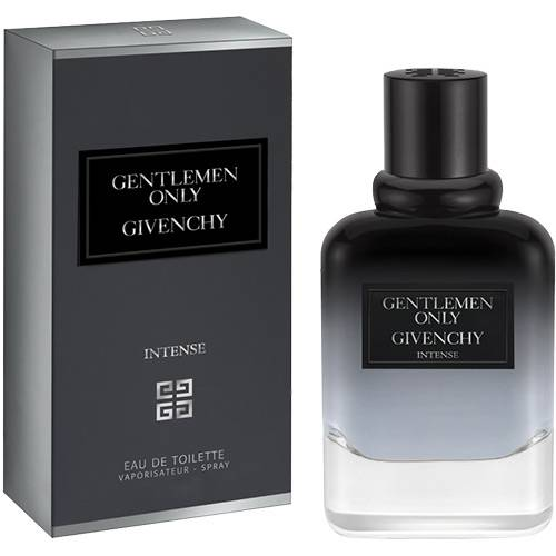 Tudo sobre 'Perfume Gentlemen Only Intense Givenchy Masculino - 50ml'