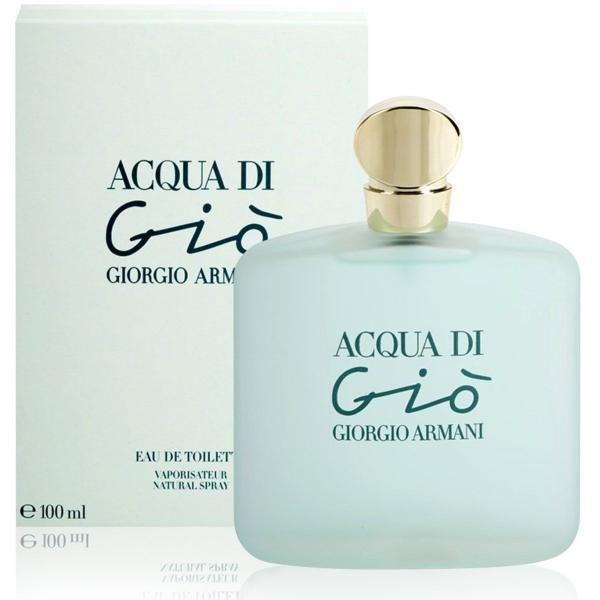 Perfume Giorgio Armani Acqua Di Gio Eau de Toilette Feminino 100ML